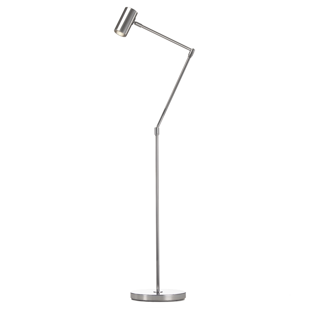 Orsjo Minipoint Double Arm Floor Lamp | Darklight Design
