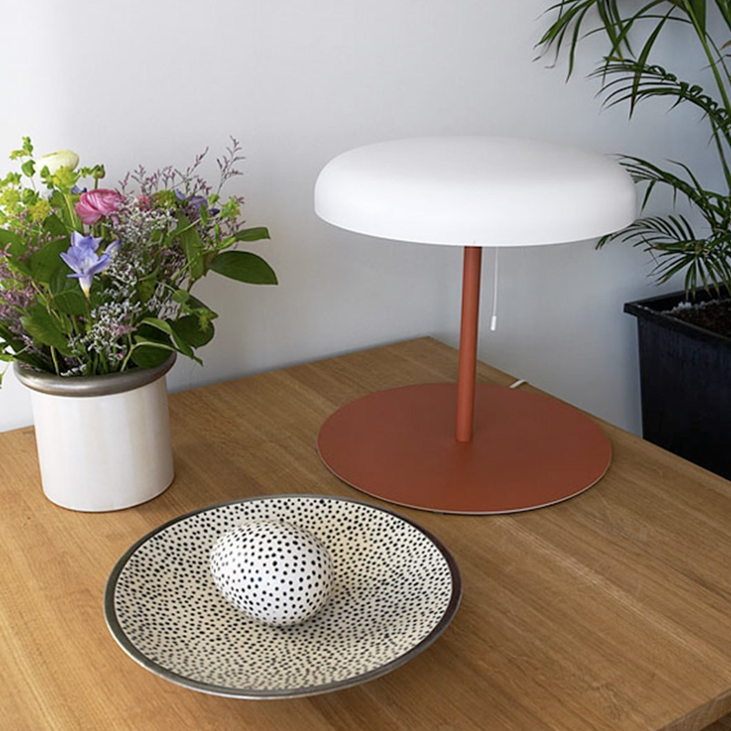 Orsjo Mushroom Table Lamp| Image:1