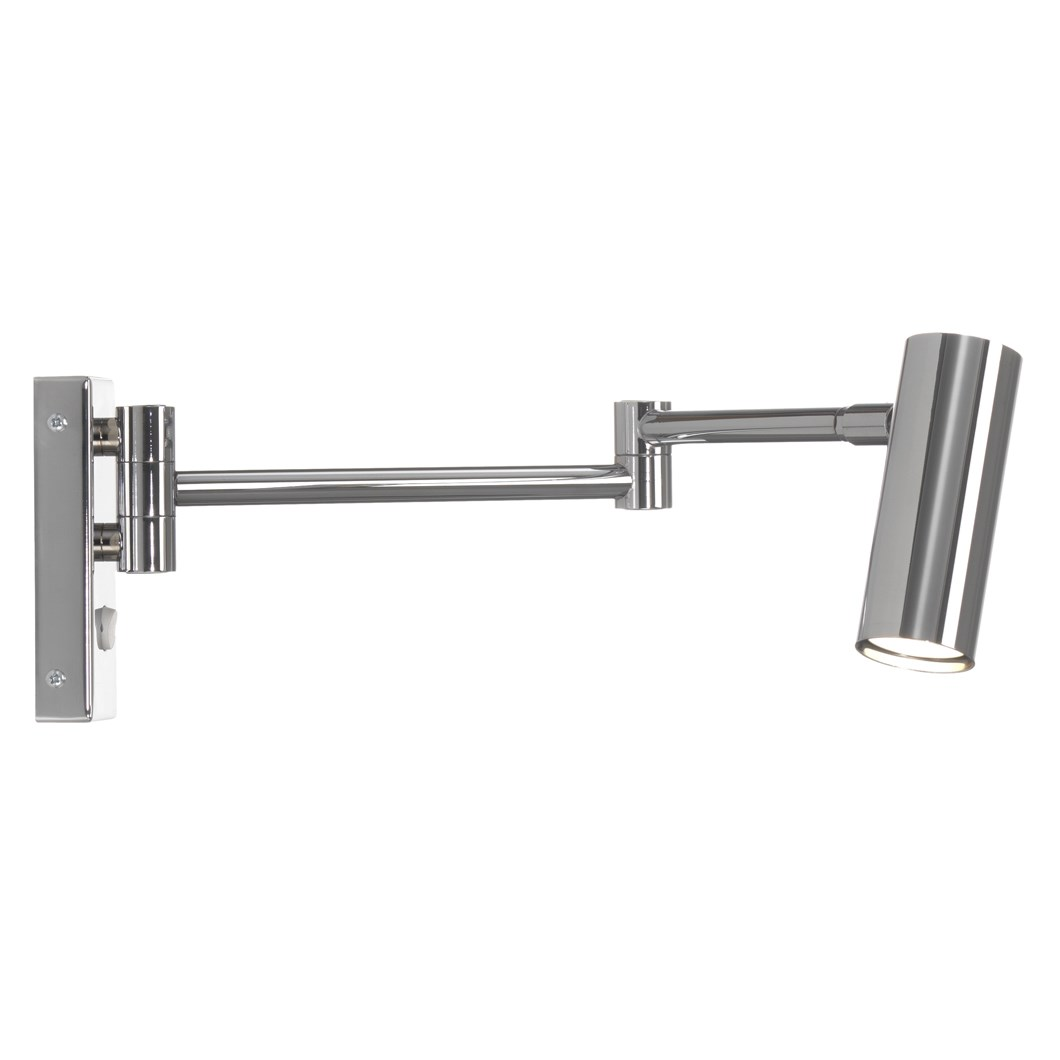 Orsjo Puck Adjustable Arm Wall Light| Image:1