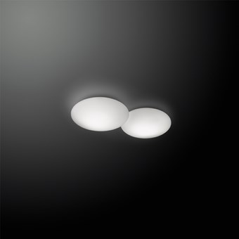 Vibia Puck Double Wall/Ceiling Light