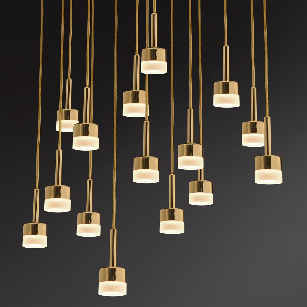 Raba City Lights Led Pendant Darklight Design