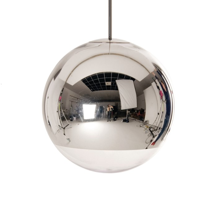 Tom Dixon Mirror Ball Pendant| Image : 1