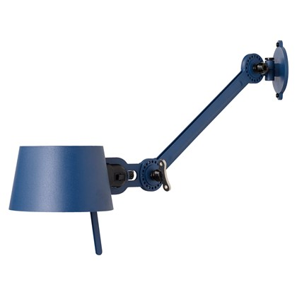 CLEARANCE Tonone Bolt Blue Side Fit Wall Mounted Bedside Light