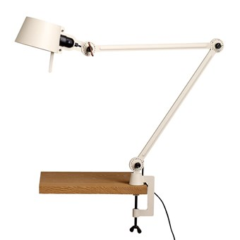 Tonone Bolt Double Arm With Clamp Desk Lamp