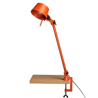 Tonone Bolt Single Arm With Clamp Desk Lamp