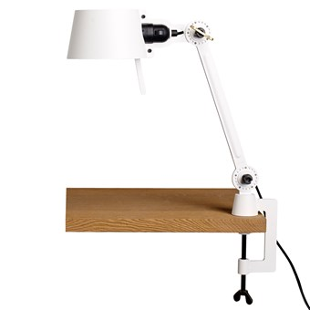 Tonone Bolt Small Single Arm With Clamp Desk Lamp
