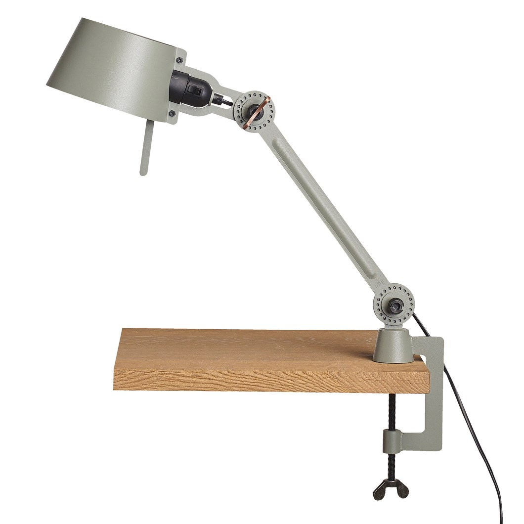 Tonone Bolt Small Single Arm With Clamp Desk Lamp| Image:1