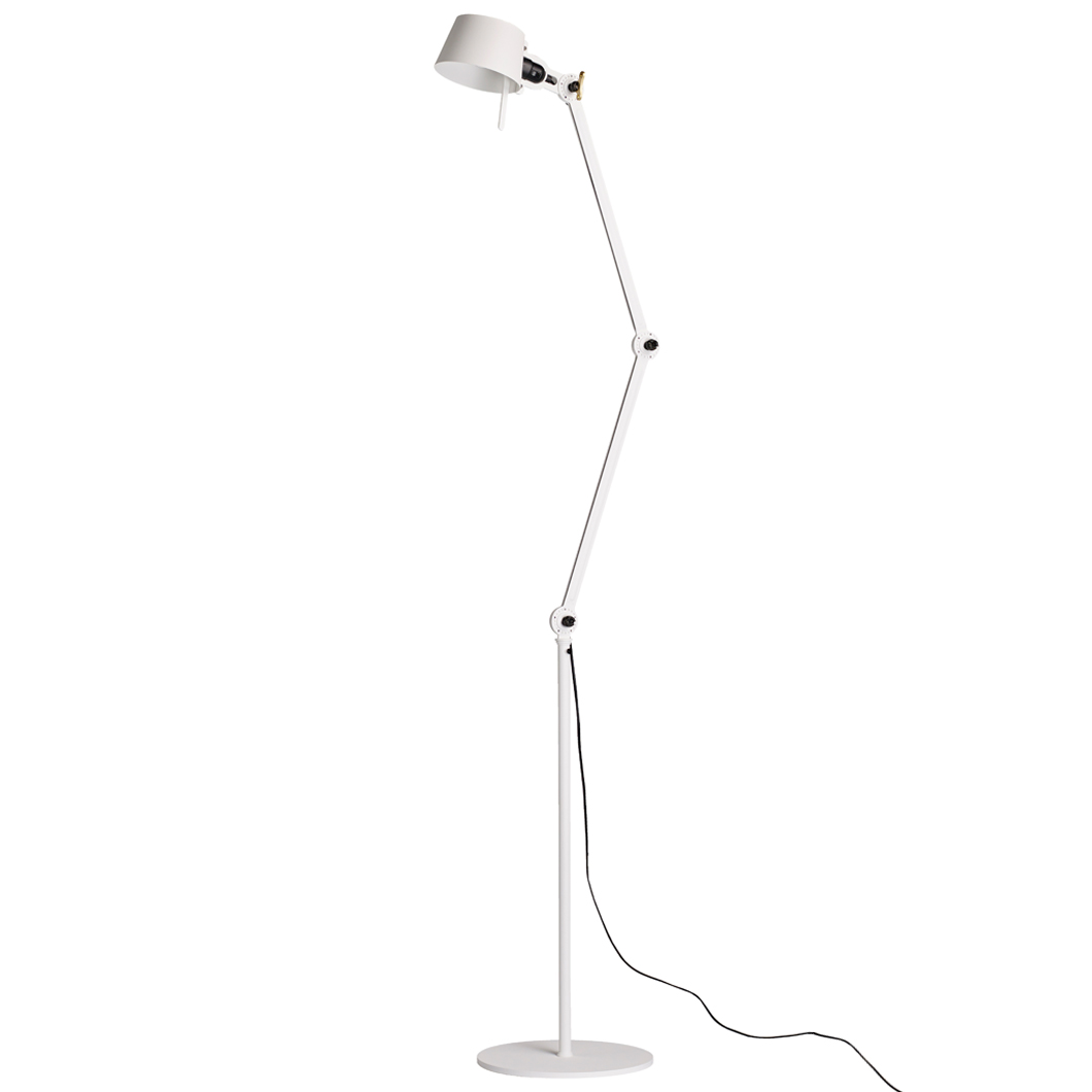 Tonone Bolt Double Arm Floor Lamp | Darklight Design