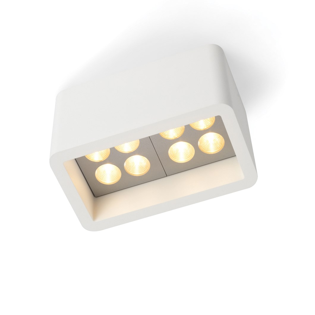 Trizo21 Code 2 LED Ceiling Light| Image : 1