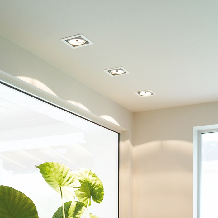 Trizo21 R110 Recessed Directional Downlight| Image:1
