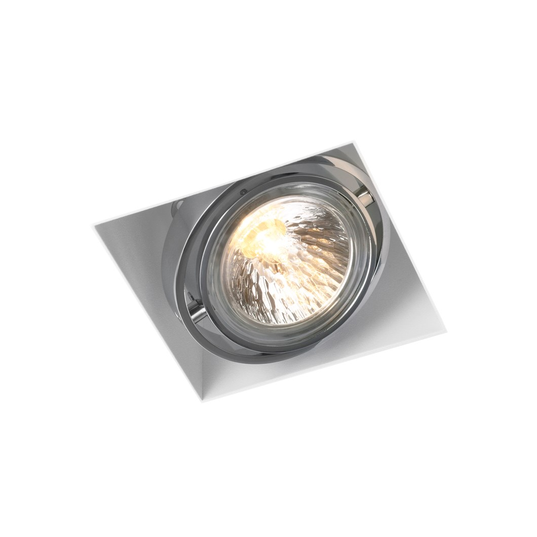 Trizo21 R51 Plaster-In Recessed Directional Downlight| Image : 1