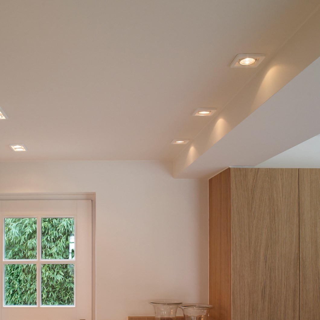 Trizo21 R51 Recessed Directional Downlight| Image:1