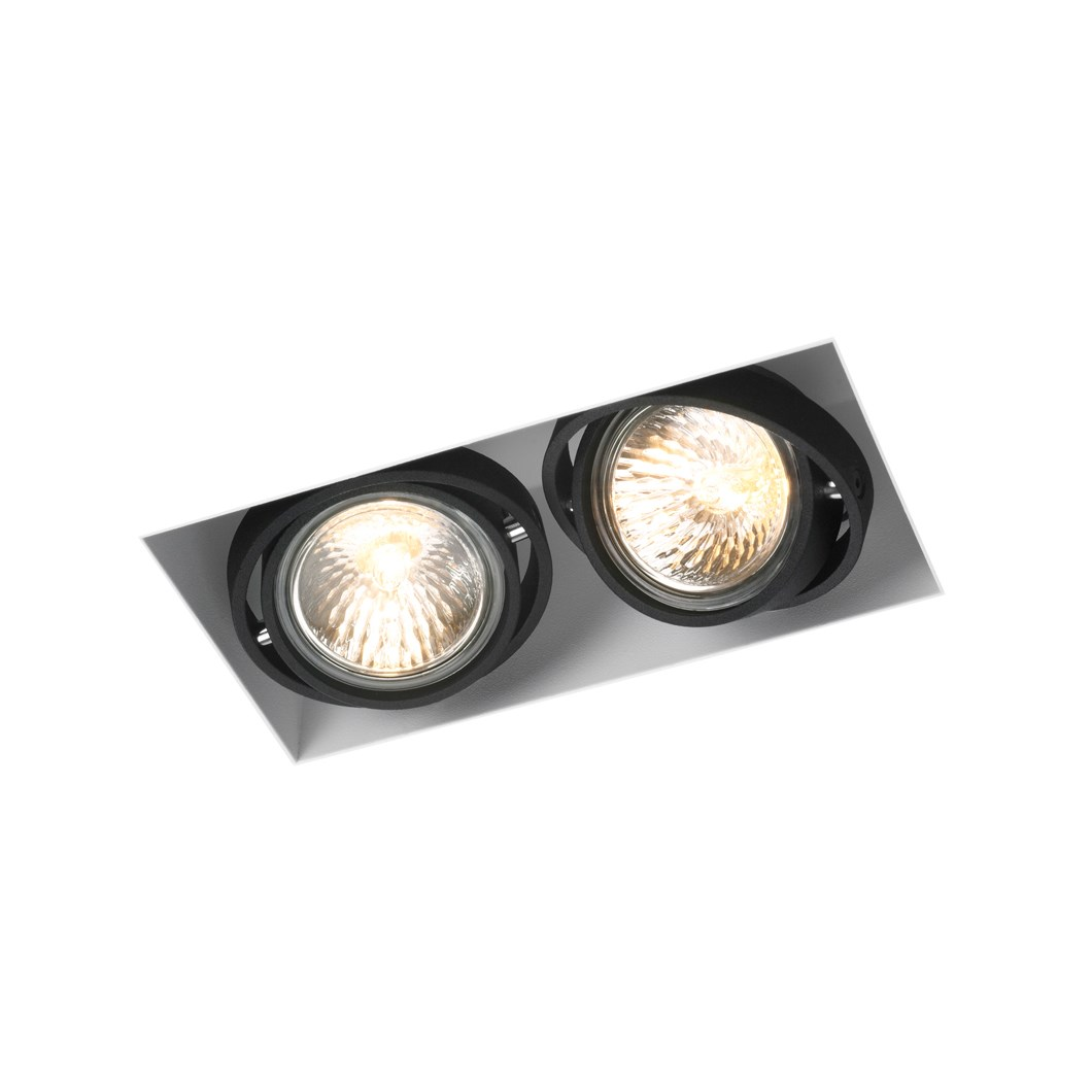 Trizo21 R52 Plaster-In Recessed Directional Downlight| Image : 1