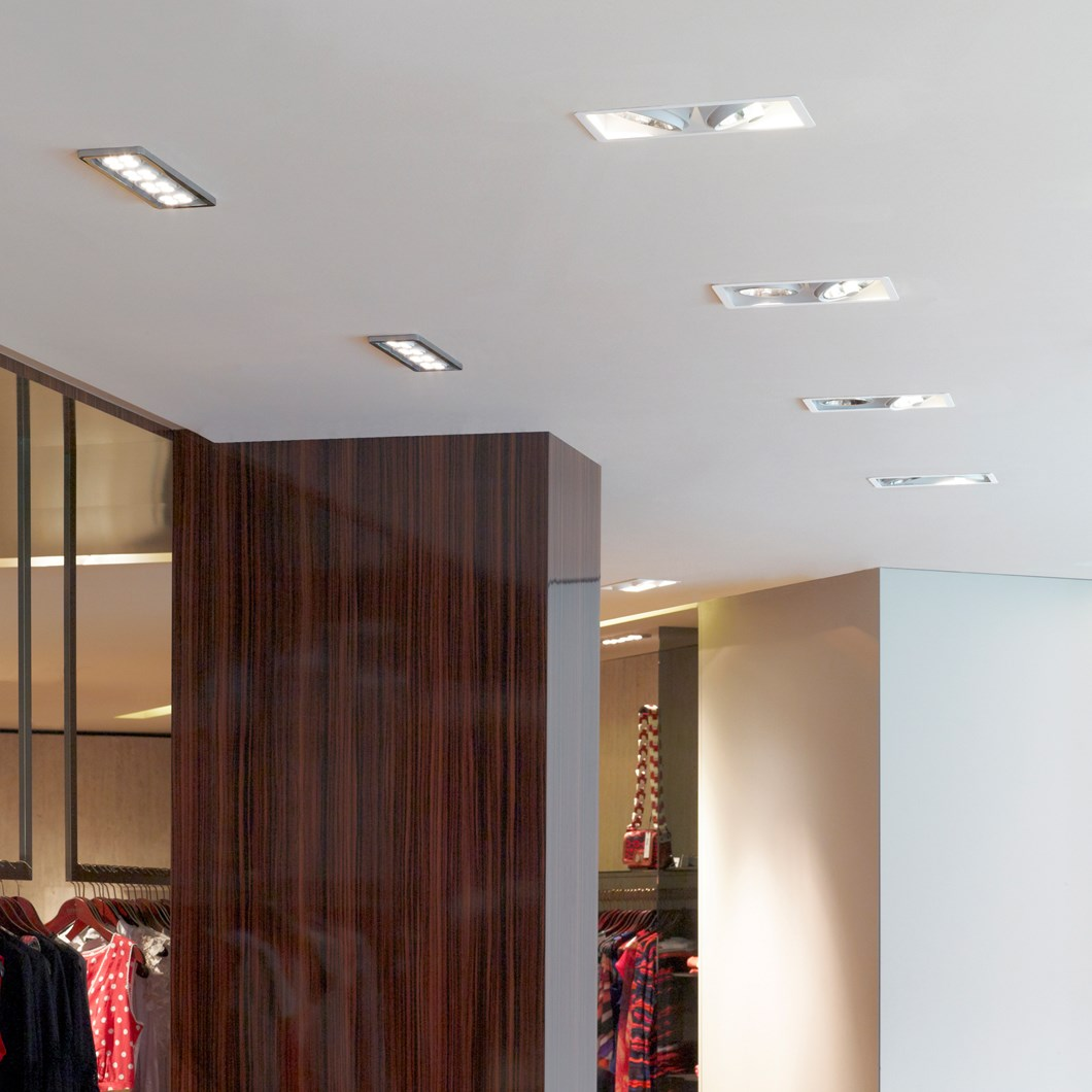 Trizo21 R54 LED Recessed Directional Downlight| Image:1