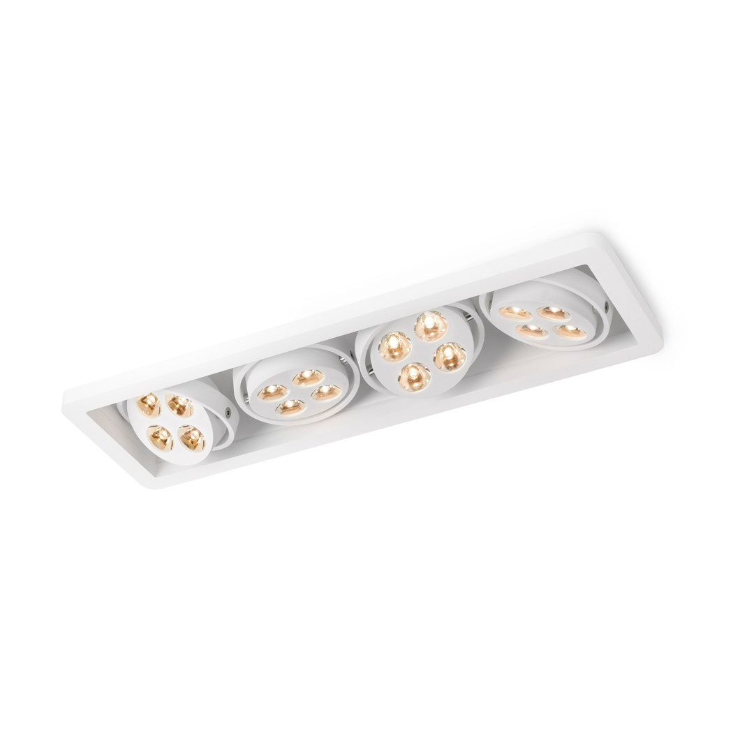 Trizo21 R54 LED Recessed Directional Downlight| Image : 1
