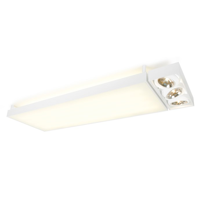 Trizo21 Tizor 1200 GT1 Wall/Ceiling Light| Image : 1