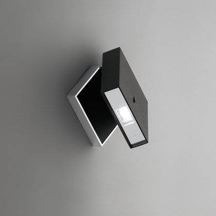 Vibia Alpha Adjustable Wall Light