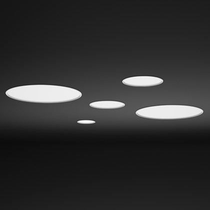 Vibia Big Recessed Light