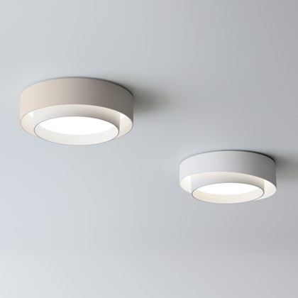 Vibia Centric Wall/Ceiling Light
