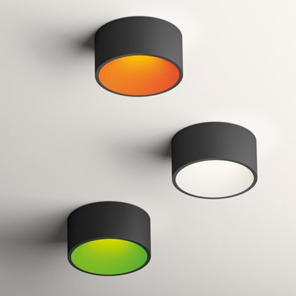 Vibia Domo Coloured Ceiling Light