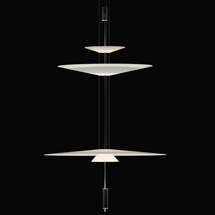 Vibia Flamingo Triple Downlit Large Pendant