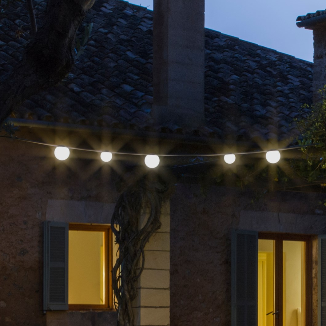 Vibia June Double Support Exterior