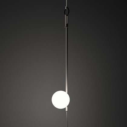 Vibia June Single Support Exterior Pendant
