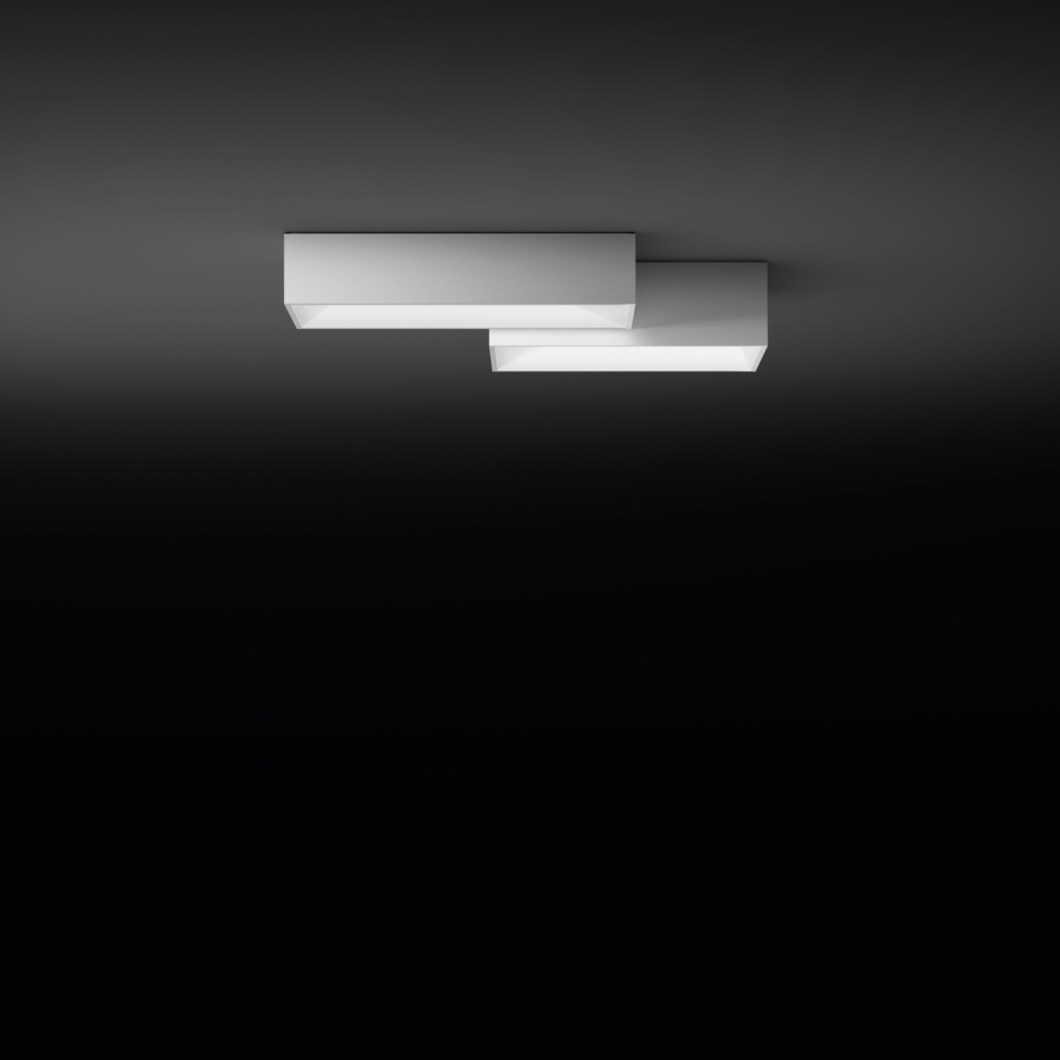 Vibia Link Composition Ceiling Light| Image : 1