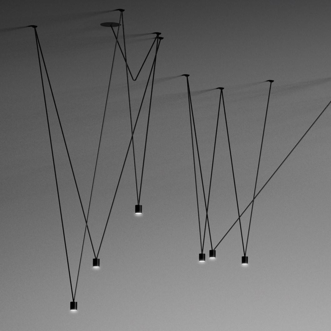 Vibia Match Pendant Darklight Design Lighting