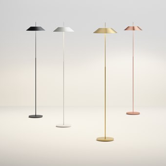 Vibia Mayfair Opaque Floor Lamp