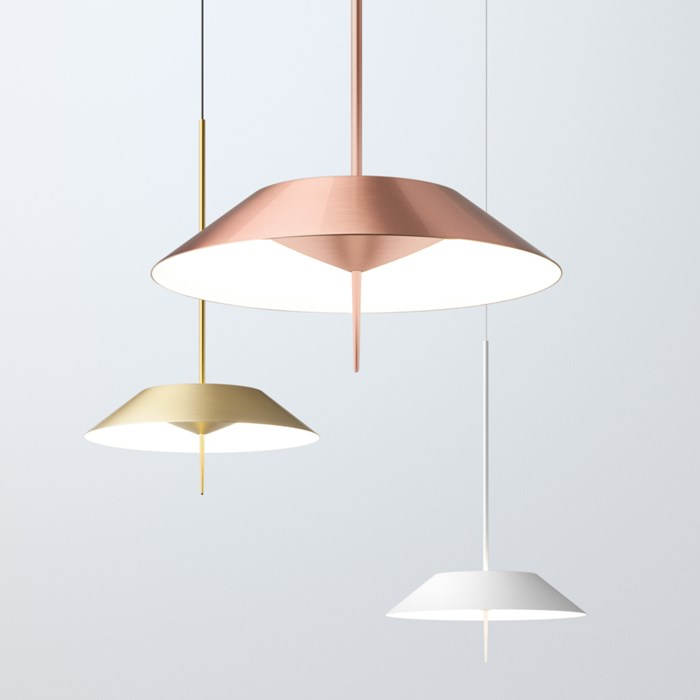 Vibia Mayfair Opaque Single Pendant| Image : 1