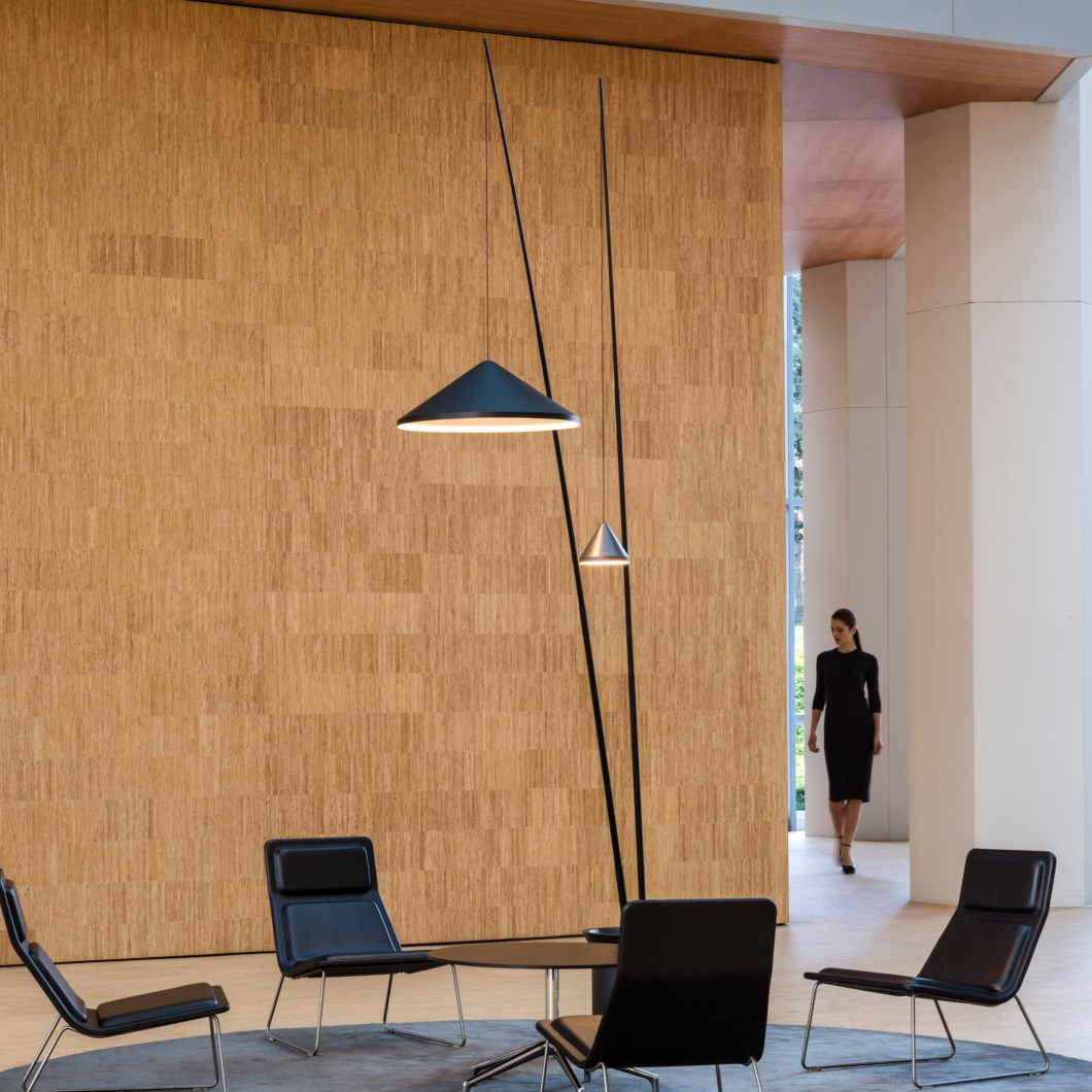 Vibia North Double Floor Lamp| Image:1