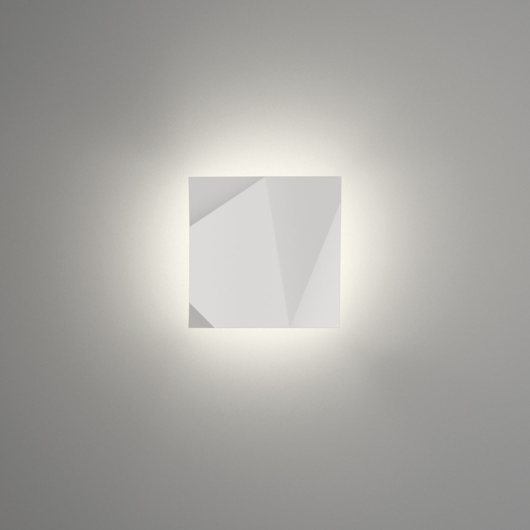 Vibia Origami Exterior Wall Light| Image:1