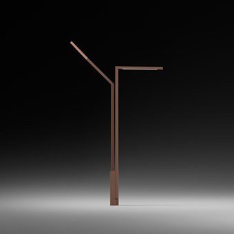 Vibia Palo Alto Tree-shaped Exterior Floor Lamp