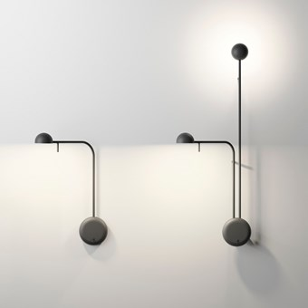 Vibia Pin Tall Wall Light