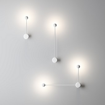 Vibia Pin Compositional Wall Light