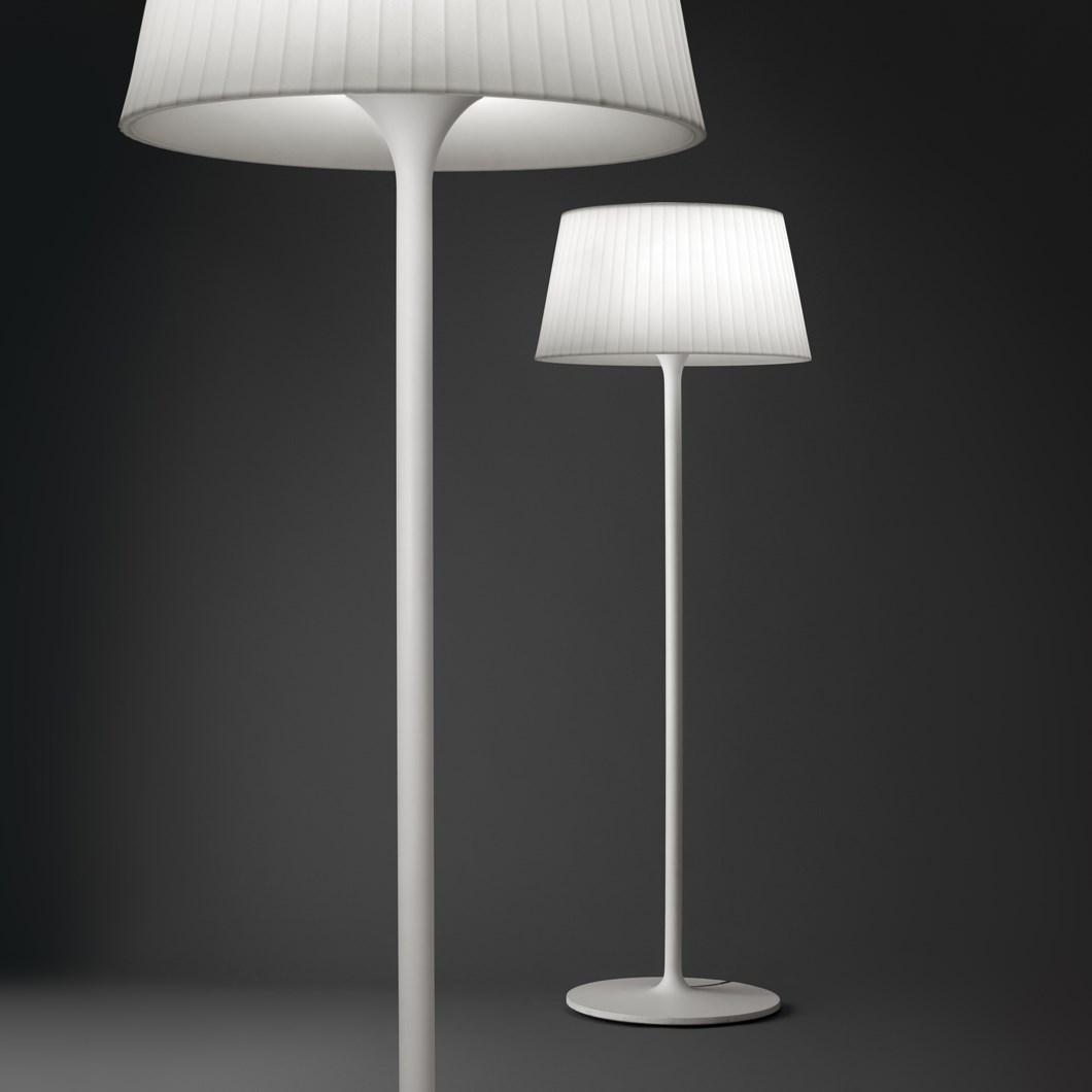 Vibia Plis Exterior Floor Lamp