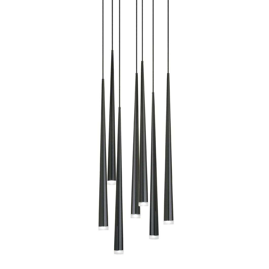 Vibia Slim Circular Pendant Darklight Design Lighting