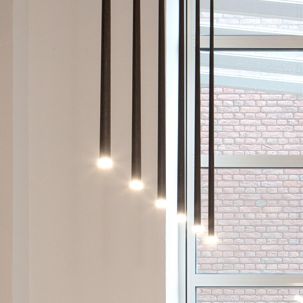 Vibia Slim Single Pendant Darklight Design Lighting