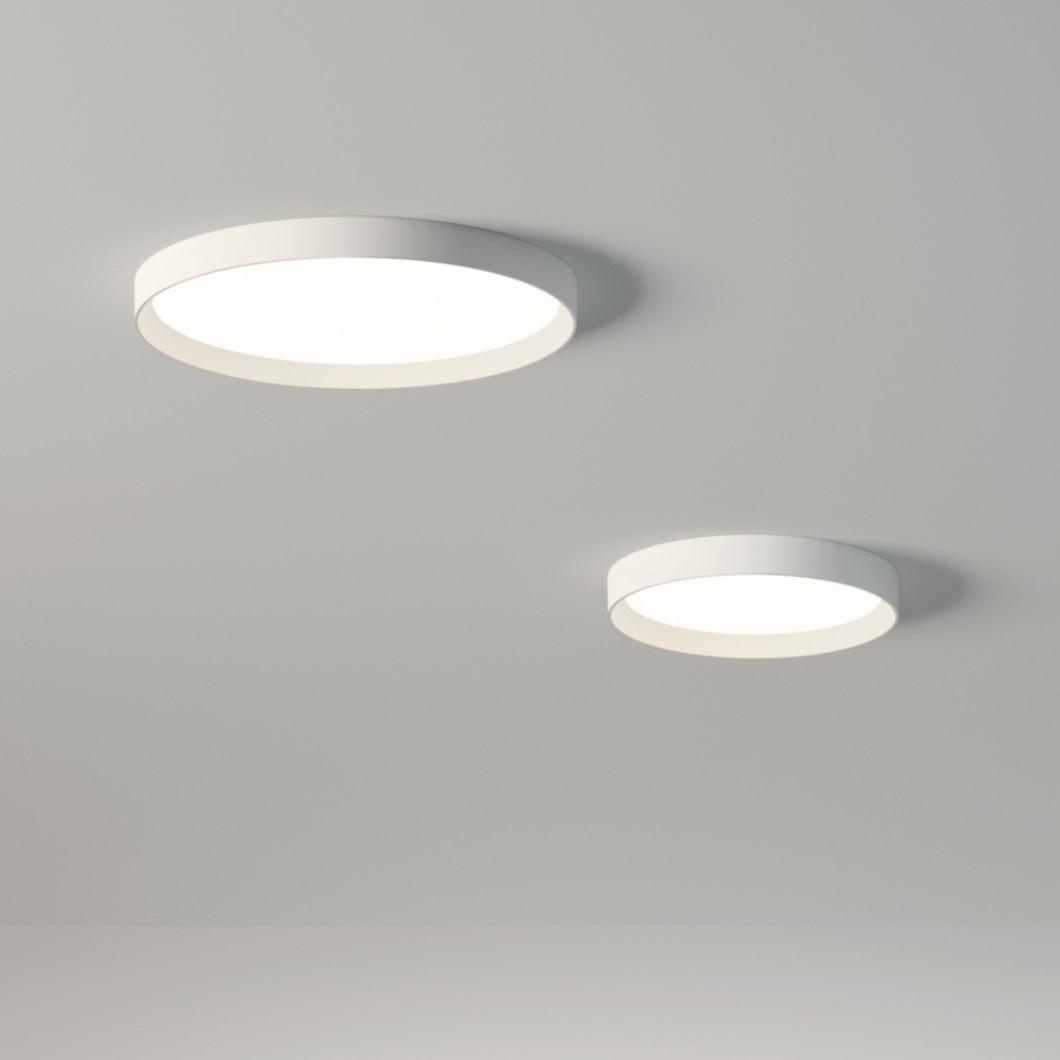 Vibia Up Circle Ceiling Light Darklight Design Lighting Design Supply