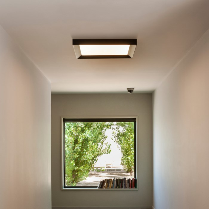 Vibia Up Square Ceiling Light| Image:1