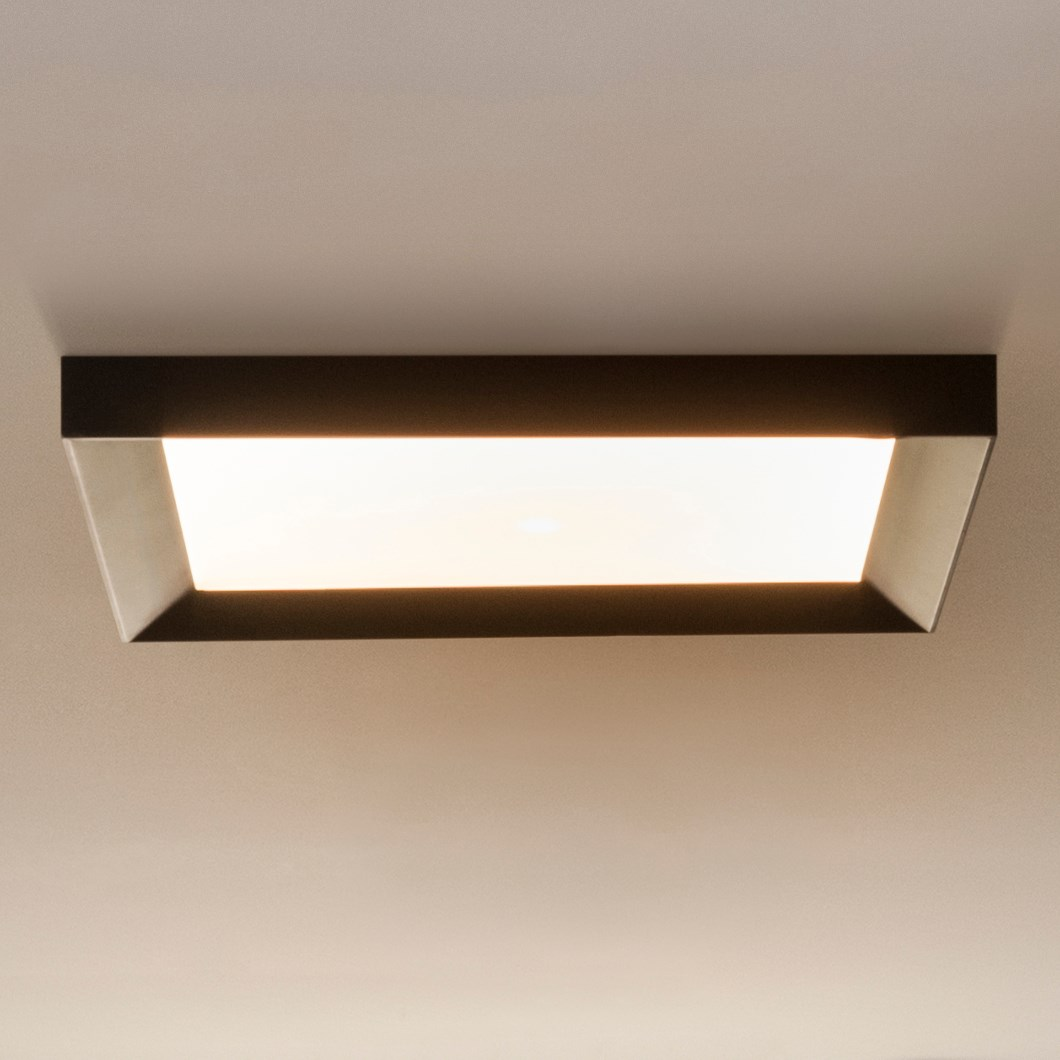 Vibia Up Square Ceiling Light| Image : 1