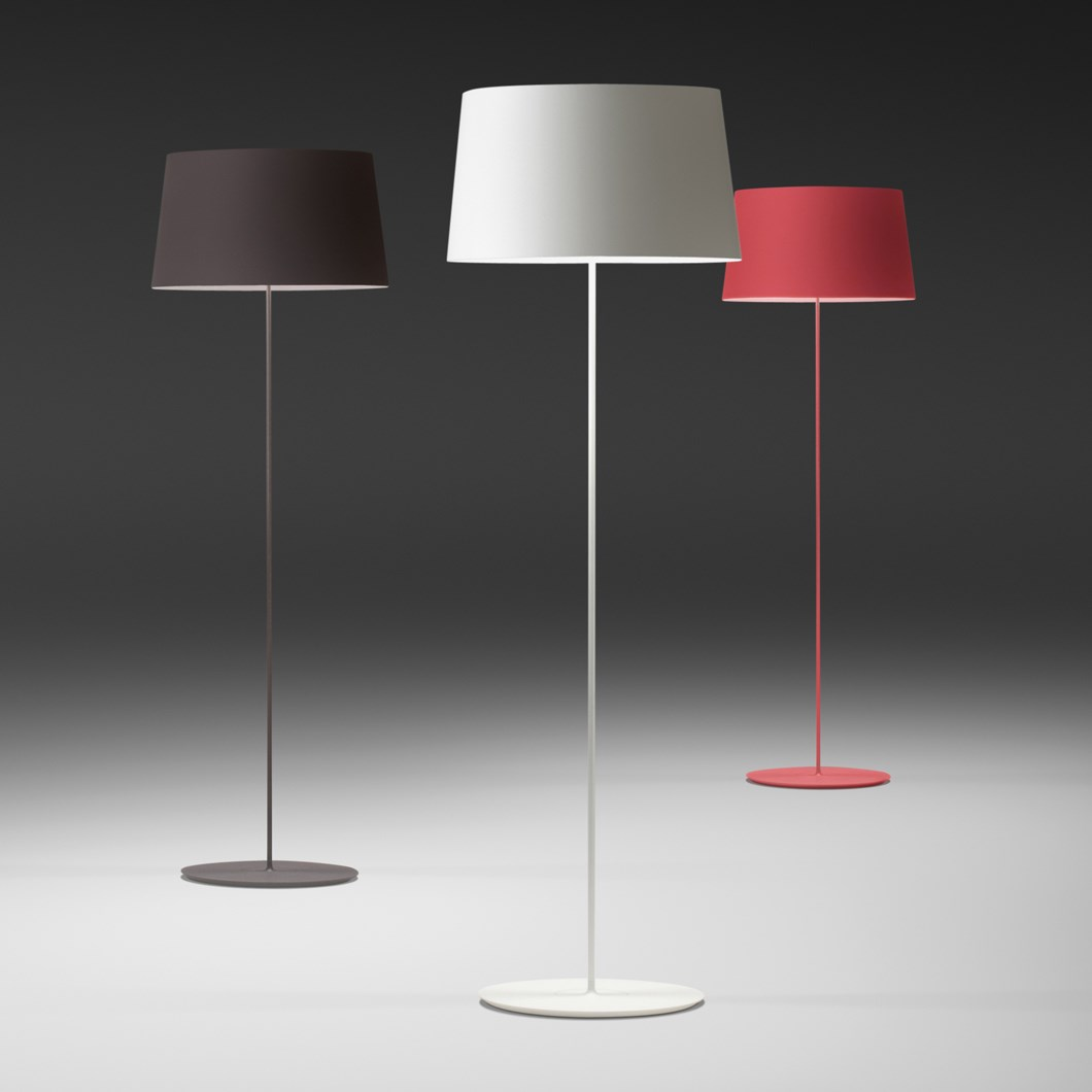 Vibia Warm Floor Lamp| Image : 1