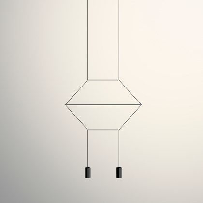 Vibia Wireflow Lineal Pendant