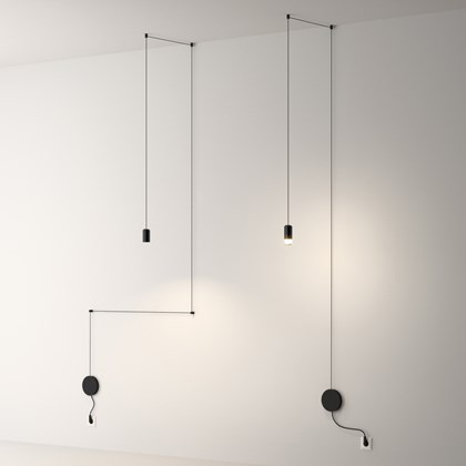 Vibia Wireflow Free Form Pendant
