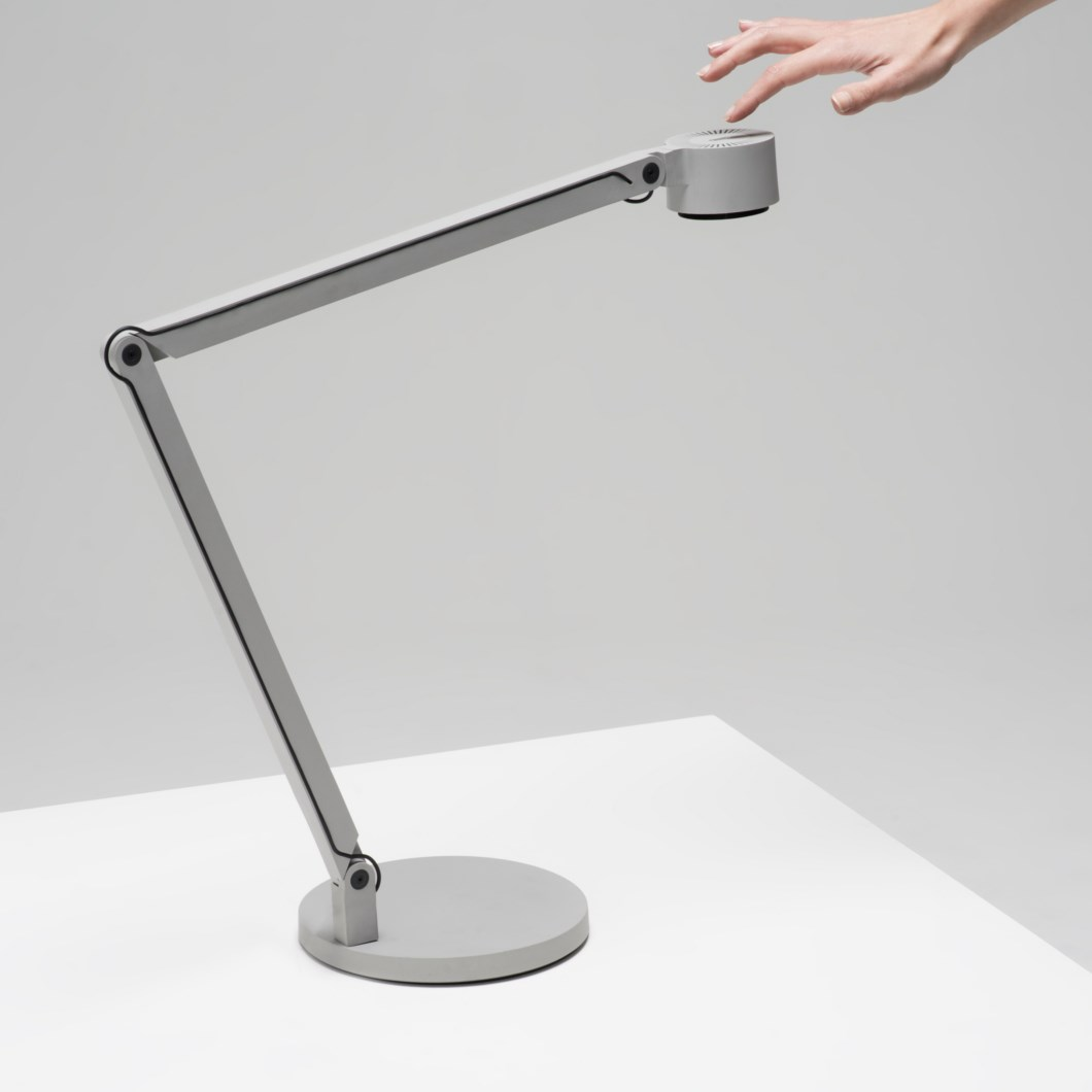 Wastberg W127 Twin Arm Desk Lamp| Image:1