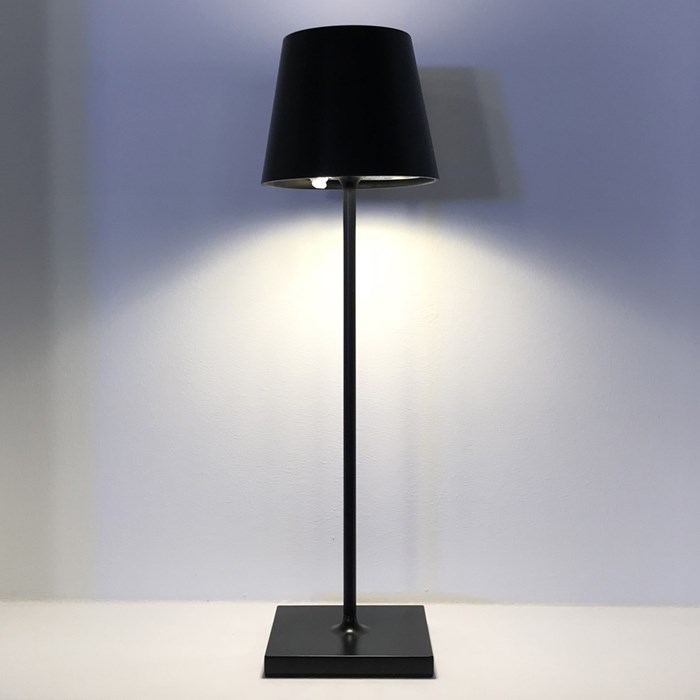 DLD Polar LED Outdoor Rechargeable Table Lamp - Next Day Delivery| Image:1