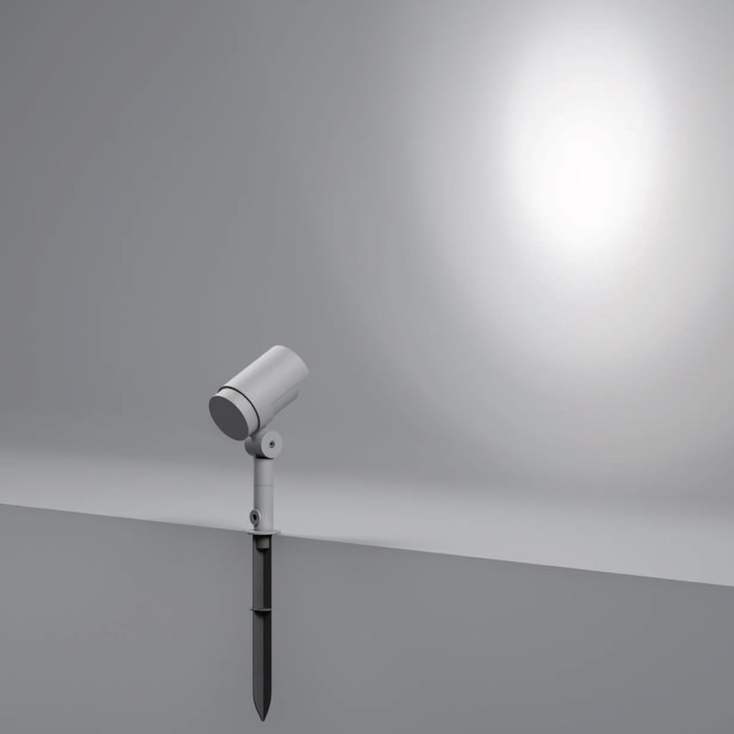 DLD Stratus Mini LED Outdoor IP65 Spike Spot Light| Image:1