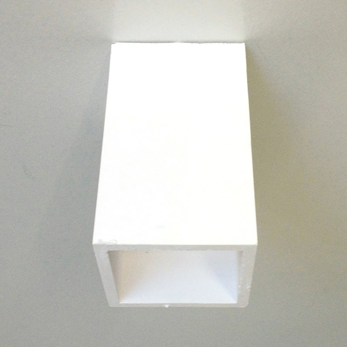 Brick In The Wall Beammeup Square 50 LED Surface Downlight| Image : 1