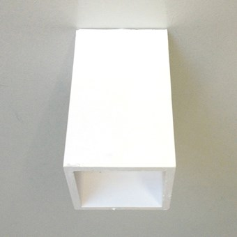 Brick In The Wall Beammeup Square 50 Surface Downlight